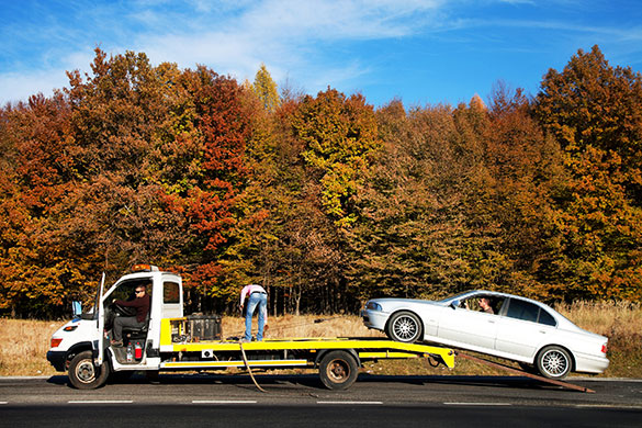 Towing Automotive